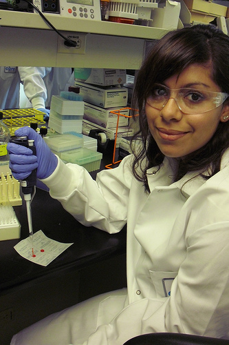 CURE 2011 Research Fellow Jessica Andrade @ FHCRC